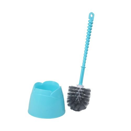 Cleanova Premium PTBS 1 Toilet Cleaning Brush (Blue)