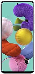 Samsung Galaxy A51 Dual SIM 128GB 6GB RAM 4G LTE (UAE Version) - Black - 1 year local brand warranty