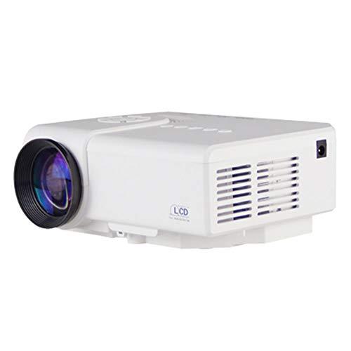 Springdoit Tragbar Intelligenter Projektor Video - Projektor Film Multimedia Media Player LED Clever