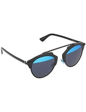 Christian Dior Diorsoreal Y0, Gafas de Sol para Mujer, Black, 48