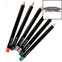 NYX Slim Eye Pencil, Gray, 1.10g