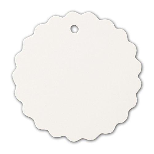 lwr-crafts-etichette-da-appendere-rotondo-100-pezzi-con-bordi-smerlati-bordo-sagomato-color-juta-304