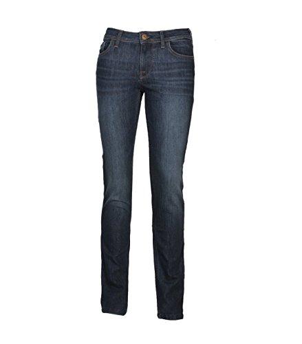 DL1961 Damen Jeans Hose Regular Fit gerades Bein - blau blue mid 26
