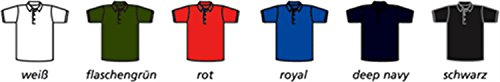 Screen Stars Original Polo Royal
