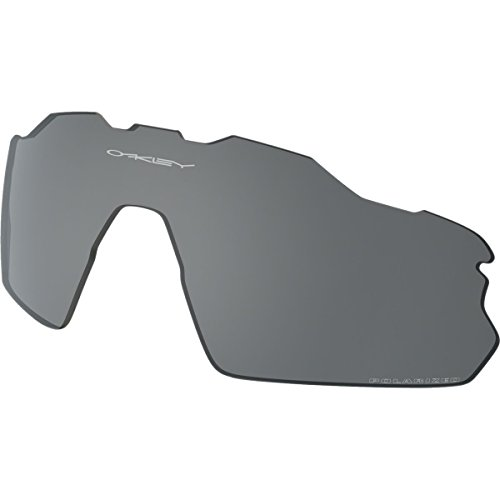 Oakley Replacement Lens Radar Ev Pitch - Black Iridium Polarized