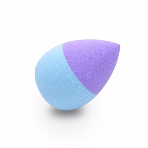 Tonsee 1pcs Pro Beauty Maquillage Flawless Blender Foundation Puff multi Éponges Shape