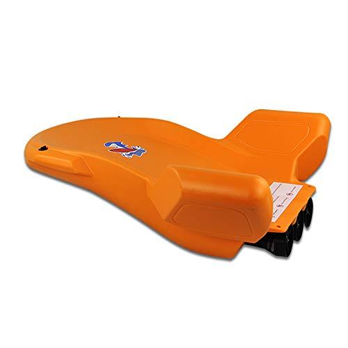 Heiner Surfboard Elektro-Skateboard 70 × 64CM Elektro-Wassersurfboard, Geeignet Für Jugendliche Und Erwachsene Im Wasserpark Surfen