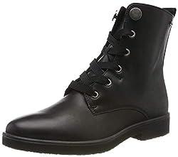 Legero Damen Soana Gore-Tex Chukka Boots, Schwarz (Schwarz (Schwarz) 01), 39 EU
