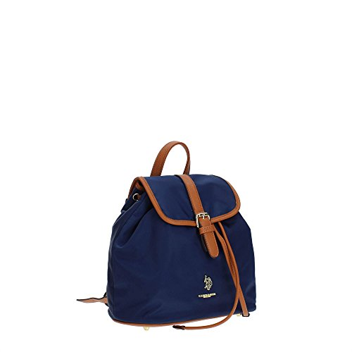 U.S. Polo Assn. BEUHU0105WI Zaino Donna Blue/Brown