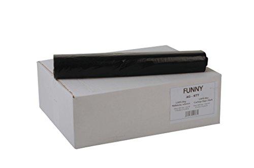 Funny AG-877 - Bolsas basura polietileno baja densidad