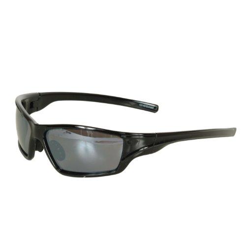 Tour de France Extract Sunglasses (Shiny Black , Universal Fit) by Tour De France