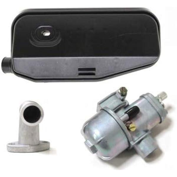15mm Bing Vergasersatz Vergaser Powerfilter Puch Maxi S N Tuning E50 Auto