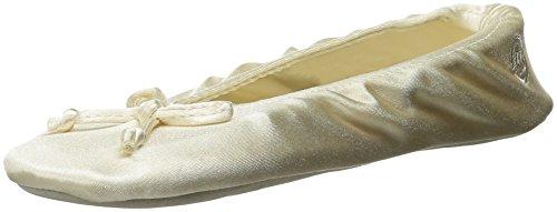 Dança Sapatos Da Creme 9877h One Senhoras Size Isotônica wxInHB