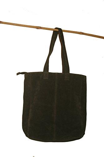 Indimoide - Sacchetto donna Dark Brown
