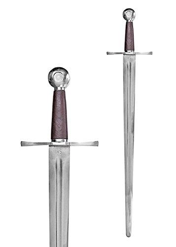Mittelalterlicher Einhänder mit Scheide, schaukampftauglich, SK-B Schwert Mittelalter LARP Verkauf ab 18 (1050 Kostüme)