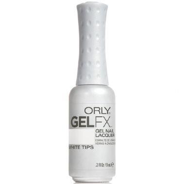 Orly Gel FX Gel UV Vernis à Ongles/ Gel Polish - White Tips 9ml