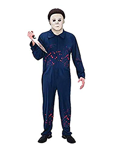 Islander Fashions Novedad para Adultos Disfraz de Caldera de Halloween para Hombre Disfraz de Fancy Horror Party Wear One Size