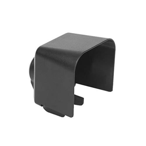 Bescita Sonnenschutz Objektiv Haube Glare Kardan Kameraschutz Abdeckung Zubehör für DJI Spark (Schwarz)