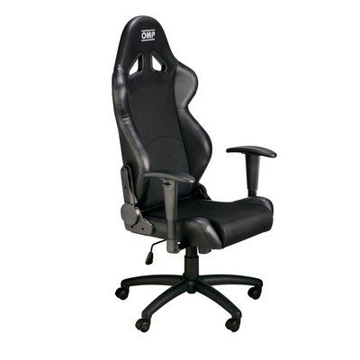 OMP OMPHA/777E/AIR Asiento, Negro