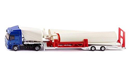 Siku 3935 Lkw mit Windkraftanlage, Fahrzeuge