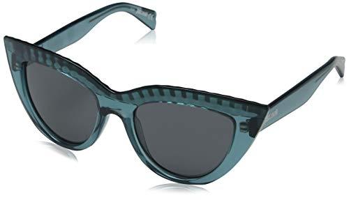 Just Cavalli Damen JC746S 87A 52 Sonnenbrille, Türkis,