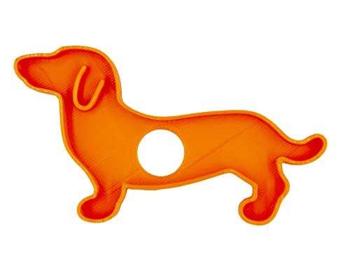 Tagliabiscotti formina a forma di cane bassotto