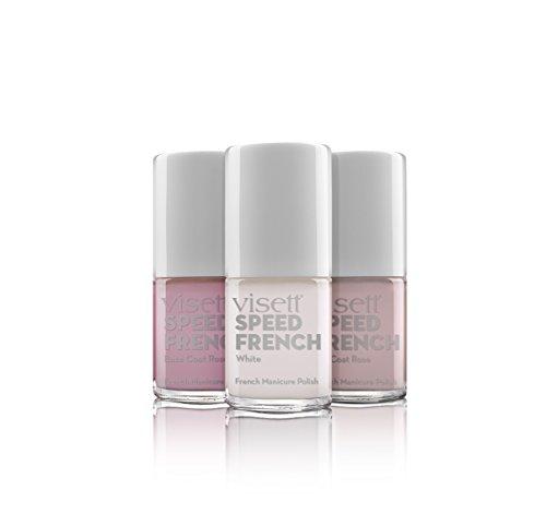 Nails Set (French Manicure Nagellack)