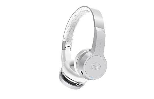 Monster Clarity HD Designer Series Bluetooth-Kopfhörer (kabellos) Silber