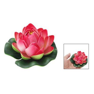 SODIALR Ornamento decoracion tanque pescados Flor