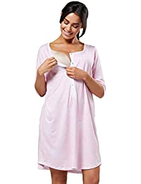 a0103c332b74 HAPPY MAMA Donna Camicia per Parto Prenatal prémaman Allattamento  Ospedale.539p ...