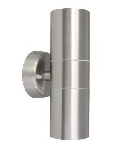modern-stainless-steel-up-down-double-wall-spot-light-ip65-outdoor-use-gu10-pack-of-4