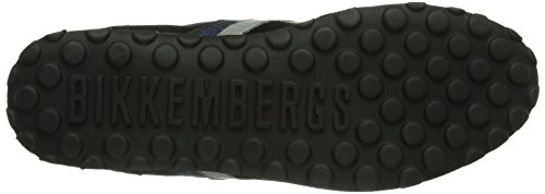 Bikkembergs 660270, Baskets hautes homme Noir - Noir