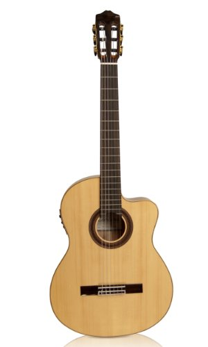 CORDOBA GUITARS GK STUDIO NEGRA   GUITARRA ELECTROACUSTICA (PICEA)  COLOR MARRON