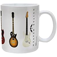 "Pyramid International ""Guitar Heaven (Classic)"" Official Boxed Ceramic Coffee/Tea Mug, Multi-Colour, 11 oz/315 ml"