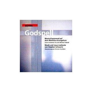 GODSPELL - Original Hannover Cast 2002