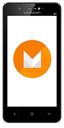 Videocon Graphite V45ED 4G VoLTE Android Smartphone - Black