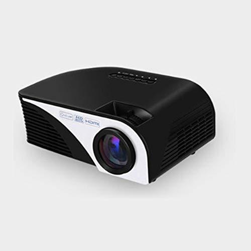 ZCCZ-AA Rd805B HD-Projektor unterstützt 1080p Business Office Home Mini Portable LED Projektor Android Edition