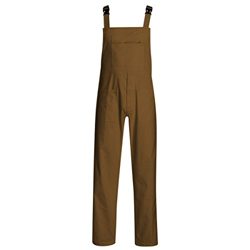 Latzhose - Classico - Work And Style - Khaki, 50