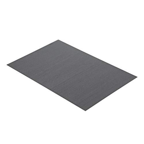 Forte e leggero 200 × 300 × 0,5 mm Con lastra/pannello/lastra in vera fibra di carbonio 100{0c211713bcf369ef345c9e4343ab15ac9b15fc3effdaffbc1a053b80017e38b9} 3K Plain Weave 3K e superficie lucida di entrambi i lati