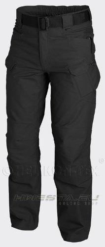 Helikon Tex UTP ® (Urban Tactical Pants) Hose - Canvas - Schwarz (XXXXL/Long) (Hose Taktische Polizei)
