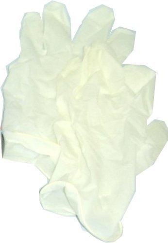 Latex Handschuhe Medium Einweg Schutzhandschuhe -