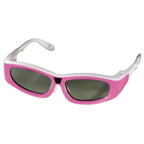 Hama 3D-Shutterbrille für Samsung 3D-TVs rosa