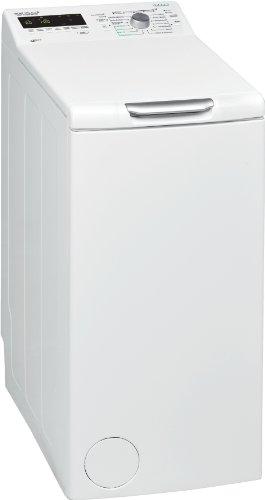 Bauknecht WMT EcoStar 65Z BW Waschmaschine Toplader / A+++  / 1200 UpM / 6.5 kg / Weiß / ZenTechnologie / Super Silent /E8 display / Vollwasserschutz