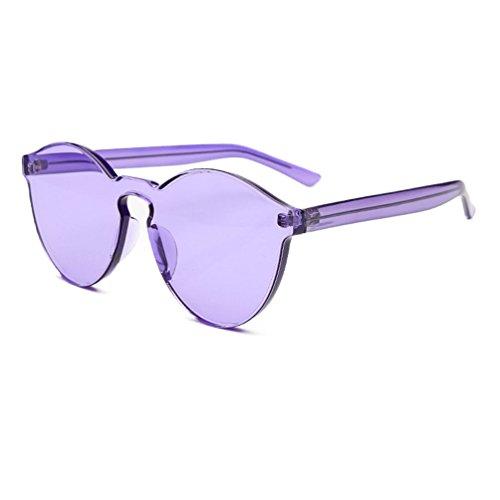 Masterdis Mstrds Shades Likoma Mirror Sunglasses UV400 lunettes de soleil Miroir Couleur black/purple/purple 5QFS9VcGk