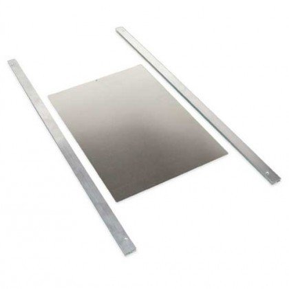 gHS Trappe de Poulailler (Pour oies) en aluminium