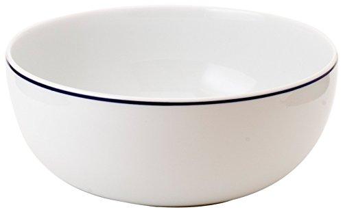 Kahla - Porcelaine pour les Sens 372903A72045A Aronda Linie Plat de Service Bleu 21 x 9 cm