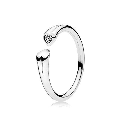Pandora anello donna argento - 196572cz-52