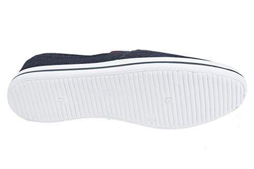 GIBRA® Herren Freizeitschuhe Sneaker Stoff, dunkelblau, Gr. 41-46 Dunkelblau