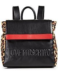 Amazon.it  Love Moschino - Pelle   Borse a zainetto   Donna  Scarpe ... 2e739ace23d