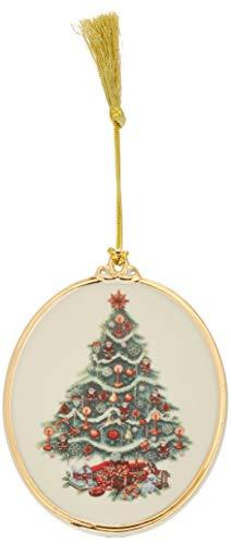 Lenox 2018 Trees Around The World Ornament-USA -